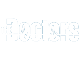 Doctors logo white