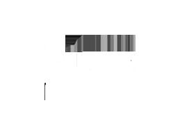 E News Logo White