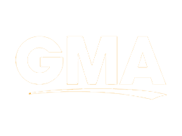 White GMA Logo